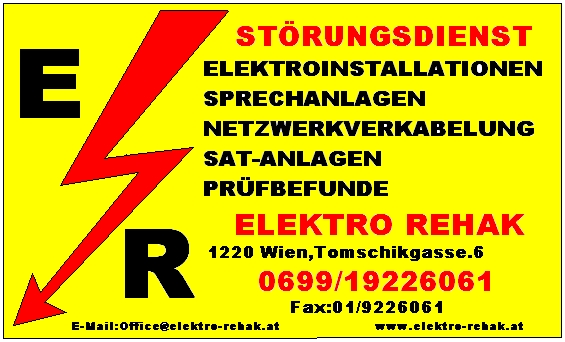 Elektro Rehak